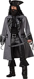 Blackbeard The Pirate Adult Costume