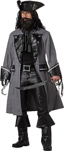 compras online de deportes Mens Mens Mens negrobeard Pirate Fancy dress costume  aquí tiene la última