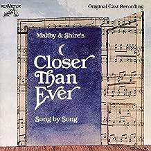 Closer Than Ever (Original Off-Broadway Cast Recording)