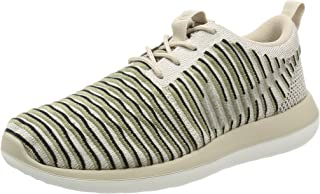 f3c4790575d9 Nike Women s Roshe Two Flyknit Casual Shoes String   Neutral Olive ...