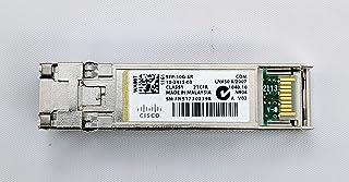 Cisco SFP-10G-SR 10GBASE-SR SFP+ جهاز إرسال واستقبال