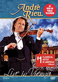 andre rieu concerts 2018 vienna