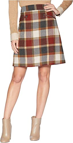 Marlowe Wool Skirt