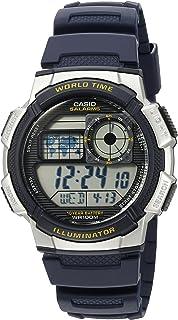 Casio Men's '10-Year Battery' Quartz Resin Watch,(Model:...