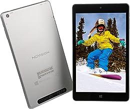 NuVision 8-inch Full HD (1920 x 1200) IPS Touchscreen Tablet PC, Intel Atom Z3735F Quad-Core Processor, 2GB RAM, 32GB SSD eMMC,