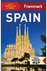 Frommer's Spain (Color Complete Guide) Kindle Edition