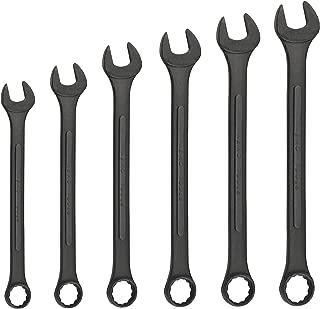 Neiko 03125A Black-Oxide Finish Jumbo Sea Wrench Set (6 Piece)