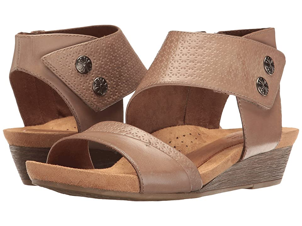 Rockport Cobb Hill Collection Cobb Hill Hollywood Two-Piece Cuff (Khaki Vintage) Women