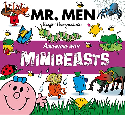 Mr. Men Adventure with Mini Beasts (Mr. Men & Little Miss Adventure Series) (English Edition)