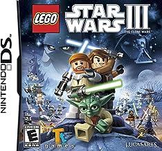 Jogo Lego Star Wars III: The Clone Wars - DS