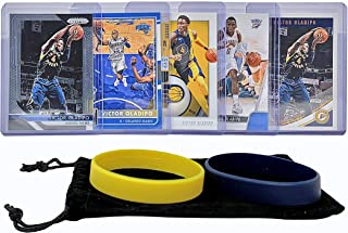 Victor Oladipo Basketball Cards Assorted (5) Bundle - Indiana Pacers Trading Card Gift Pack