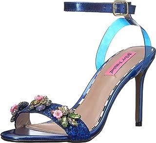 Betsey Johnson Women's Alyna Heeled Sandal