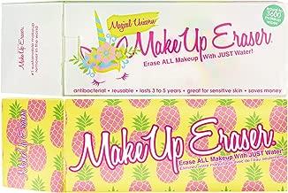 The Original MakeUp Eraser, Unicorn & Pineapple Print Bundle