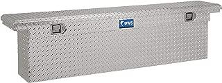 UWS EC10871 72-Inch Heavy-Wall Aluminum Deep Slim Truck Tool Box with Low Profile, RigidCore Lid