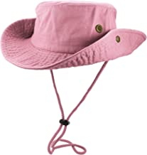 Best pink bucket hat with string Reviews