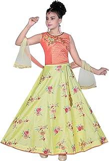 Tathastu Girls Indian Party Festive Traditional Wear