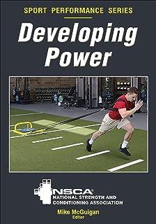 Developing Power (Nsca Sport Performance)