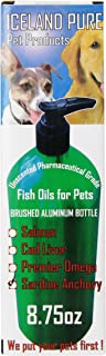 Iceland Pure Unscented Sardine-Anchovy Oil