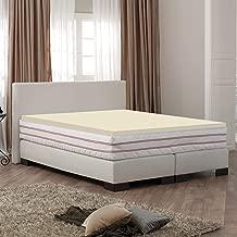 Spring Sleep High Density Foam Topper,Adds Comfort to Mattress, Twin Size
