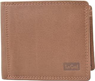 Le Craf Dark Cognac Men's Wallet