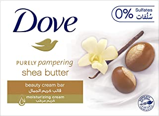 Dove Purely Pampering Beauty Cream Bar Shea Butter, 165g