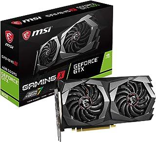 MSI GeForce GTX 1650 GAMING X 4G グラフィックスボード VD6935