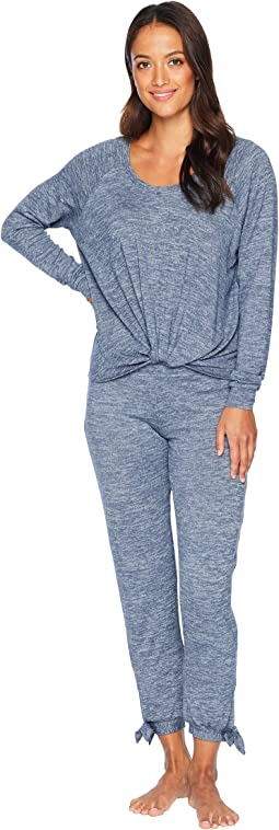 Fallon Knit Sleepwear Set