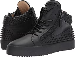 Giuseppe Zanotti - May London Mid Top Birel Sneaker