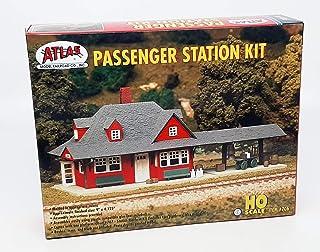 HO KIT Passenger Station