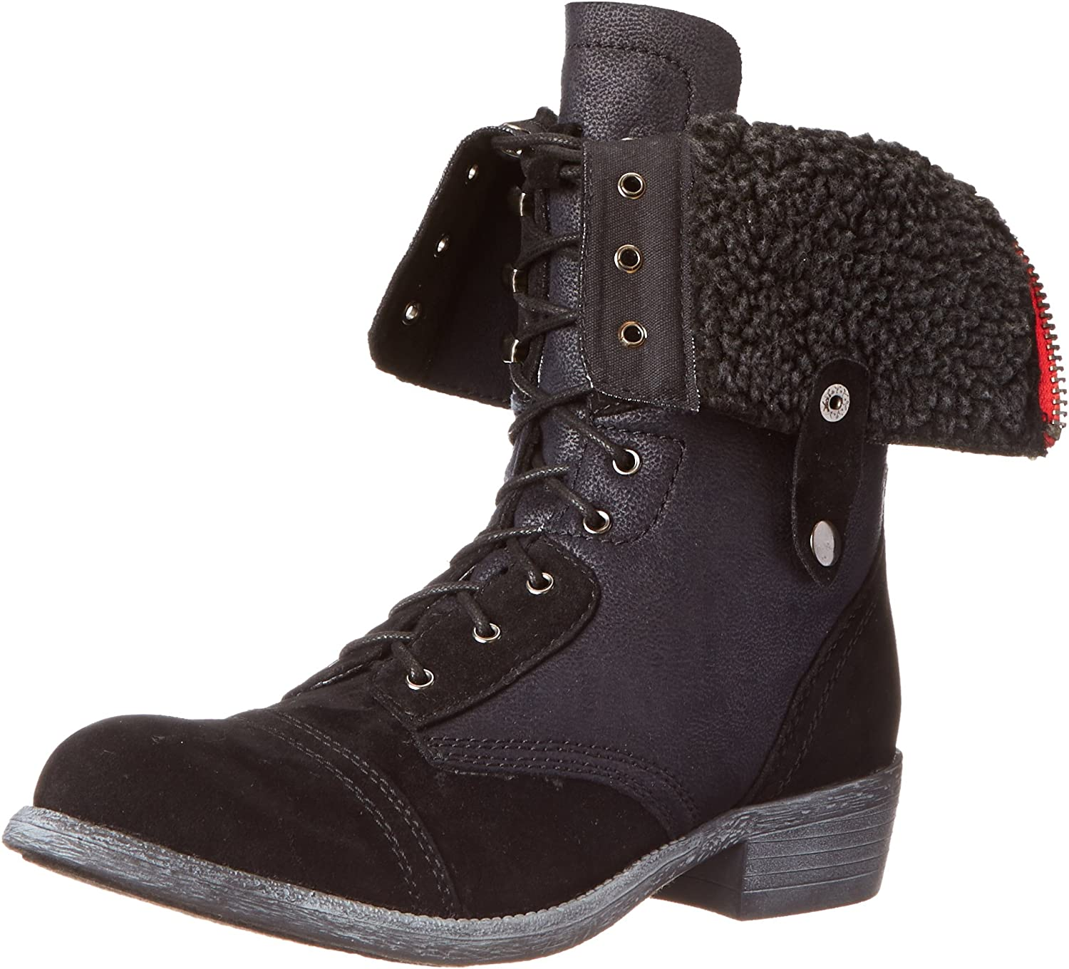 Rbls Women's Andale Combat Boot
