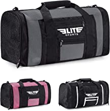 Elite Sports Mesh Ventilated Training Gym Duffel Bag