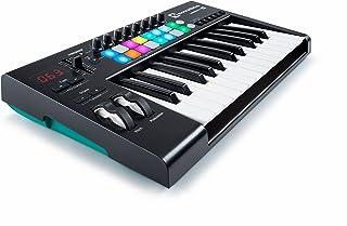 Focusrite Novation launchkey USB controlador de teclado para Ableton Live