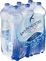 San Benedetto Sparkling Pet Water, 6 x 1.5l