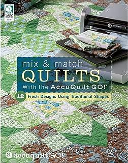 Best accuquilt go quilt patterns Reviews