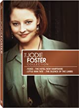 The Jodie Foster Star Collection: (Hotel New Hampshire / Silence Of The Lambs / Foxes / Little Man Tate)
