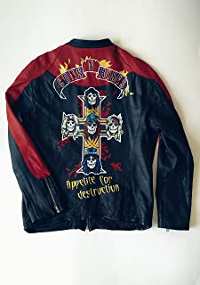 Best custom hand painted leather jacket Reviews
