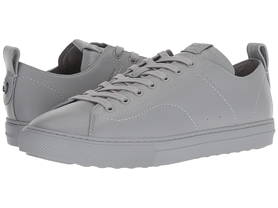 COACH C121 Leather Low Top (Elephant) Men