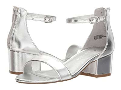 Nina Kids Hidi (Little Kid/Big Kid) (Silver) Girls Shoes