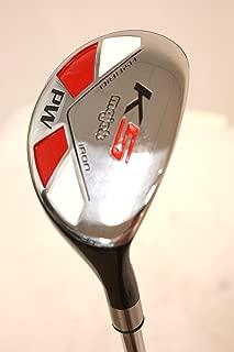 Majek Golf All Hybrid PW Stiff Flex Right Handed New Utility S Flex Club