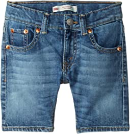 511 Slim Fit Performance Denim Shorts (Little Kids)