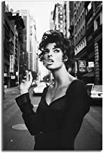 Poster #05 Linda Evangelista 90s Model Pin Up Erotic Poster 40x60 inch More Sizes Available