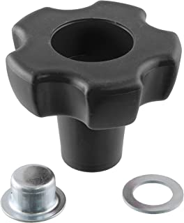 CURT 28927 Replacement Handle Knob for Top-Wind Jacks
