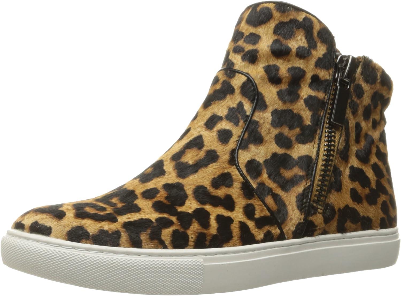 Kenneth Cole New York Women's Kiera Dbl Zip High Top Sneaker