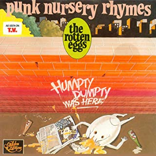 punk rock nursery rhymes
