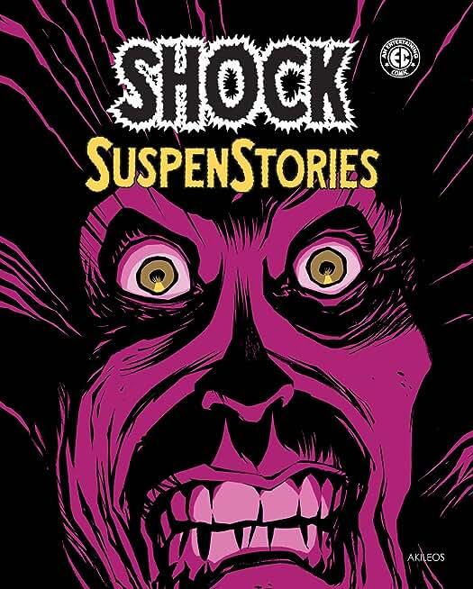 Shock Suspenstories T1