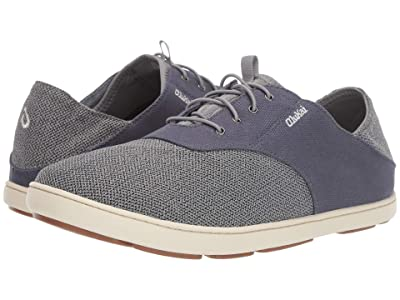 OluKai Nohea Moku (Tradewind Grey/Cloud Grey) Men