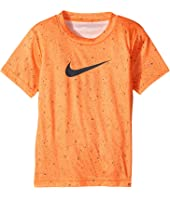 Nike Kids - Blacktop All Over Print Dri-Fit Tee (Toddler)