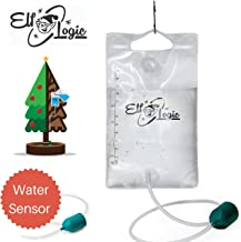 Elf Logic - Automated Christmas Tree Waterer - Smart Tree Watering System - Senses When Water Levels Drops & Funnels Water to Christmas Tree Automatically (2.75 Inch Valve)