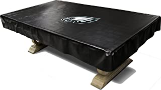Imperial Officially Licensed NFL Merchandise: Billiard/Pool Table Naugahyde Cover, 8-Foot Table, Philadelphia Eagles