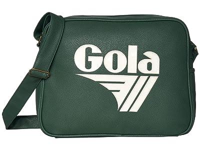 Gola Redford Tournament (Bottle Green/Off-White) Messenger Bags